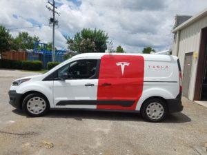 Custom Work Van