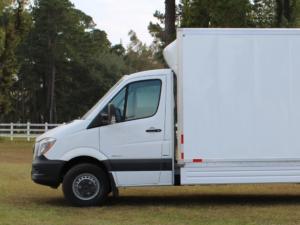 Box Truck Exterior