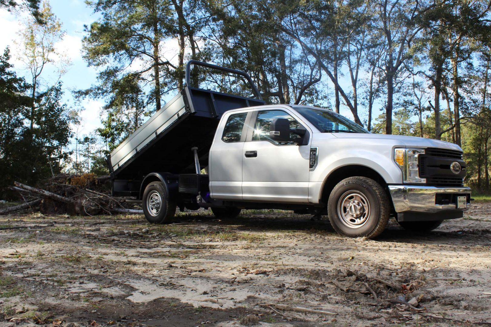 Medium Duty Dump Truck Solutions