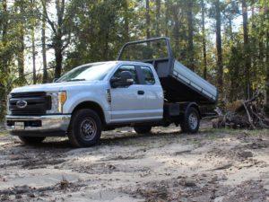 Ford Dump Body