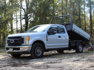 Ford Tipper 6