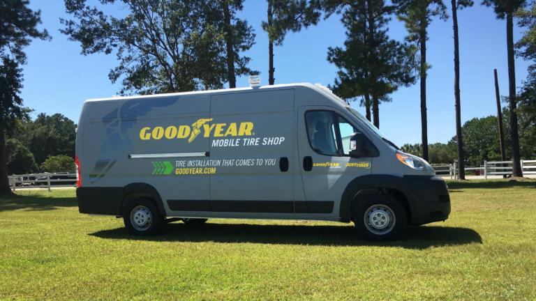 Tire Service Vans 6