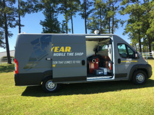 Tire Service Vans 4