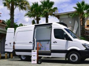 Refrigeration Vans