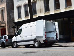 Refrigeration Freightliner Van 4