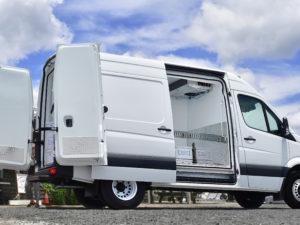 Refrigeration Freightliner Van 5