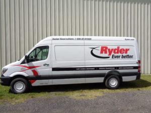 Ryder Van