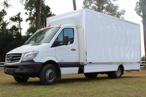 Cargo van modifications start your vehicle solutioncontact us aloadofball Gallery