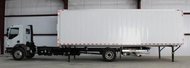 Swap Body & Truck